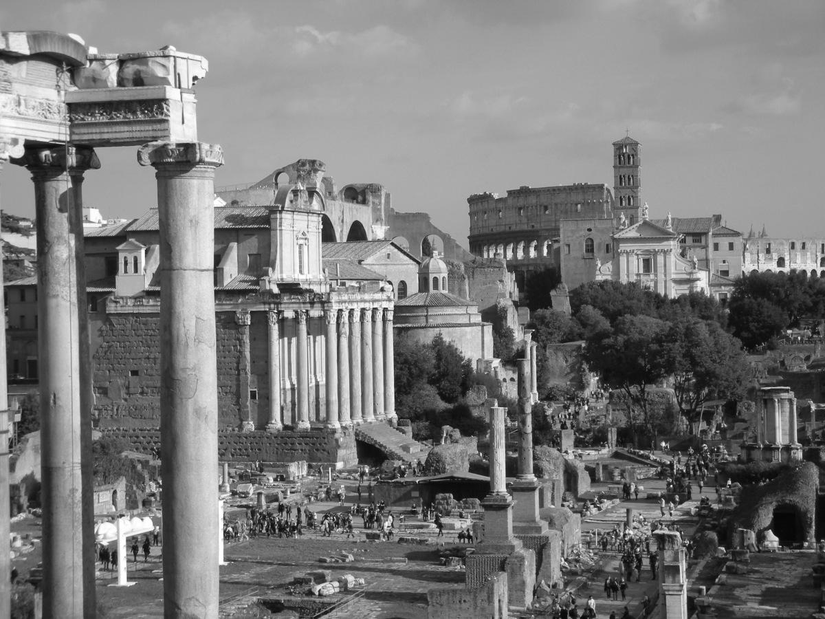 город италий черно белое фото #9